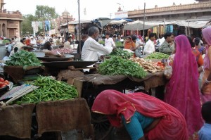 Bazar i Jodhpur