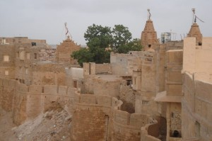 Fortbyen Jaisalmer