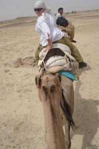 Nikita og Kamelen Carlo