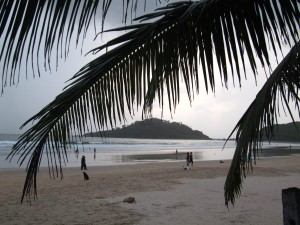 1 - Palolem Beach, Goa